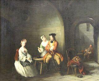 GILBERT STUART NEWTON (ENGLISH, 1794-1835).