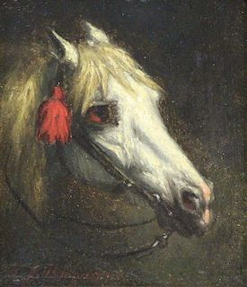 WILLEM JACOBUS BOOGAARD (DUTCH, 1842-1887).