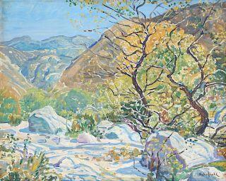 WALTER ELMER SCHOFIELD (AMERICAN, 1866-1944).