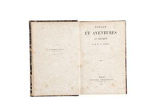Ferry, Gabriel. Voyage et Aventures au Mexique. Paris: Charpentier, Libraire-editeur, 1847.