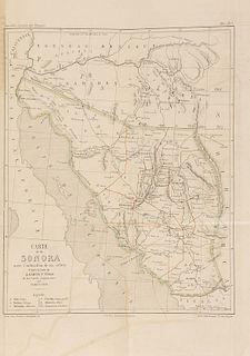 Combier, Cyprien. Voyage au Golfe de Californie, Nuits de la Zone Torride. Paris: Arthus Bertrand, Editeur, ca. 1863.