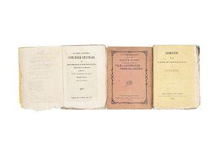 Rivera, Agustín. Viaje a las Ruinas de Chicomoztoc / Viaje a las Ruinas del Fuerte del Sombrero/ Confirmación que Hace... 1875 y 1912.