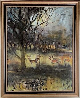 Yony Waite (American, East Africa,b.1936)