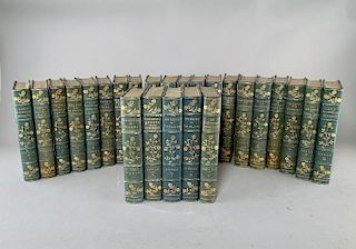 Finely Bound Leather Set, The Princes of Wales
