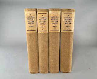 A Natural History of the Ducks,In Four Volumes by John