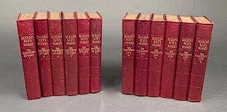 Eugene Sue's Works, The Mysteries of Paris 6 Vols and T