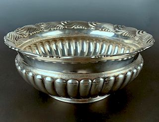 Tiffany and Co. Sterling Silver Center Bowl