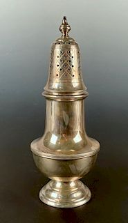 Redlich and Co. Sterling Silver Sugar Caster