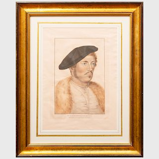 After Hans Holbein (1465-1524): The Lady Surry; The Lady Mary After Queen; Ormond; and Untitled