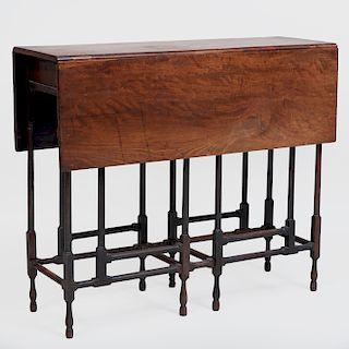 Regency Spider Gateleg Table