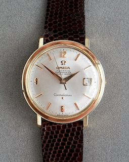 """Omega """"Constellation"""" Automatic Chronometer Watch"""
