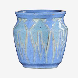 MARY L. YANCEY; IOWA STATE Vase