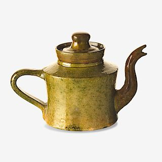 GEORGE OHR Small teapot