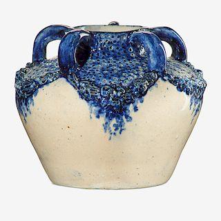 SUSAN FRACKELTON Five-handled vase