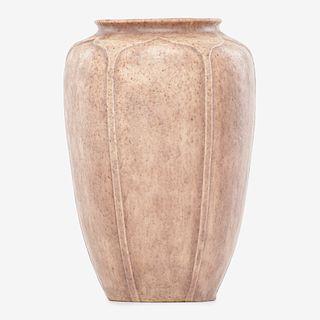 GRUEBY Rare purple vase