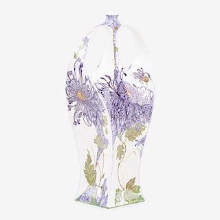 ROZENBURG Fine Eggshell Porcelain vase