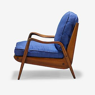 PHIL POWELL New Hope lounge chair