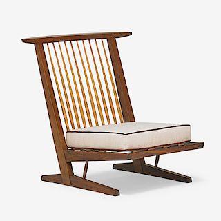 GEORGE NAKASHIMA Conoid Cushion Chair