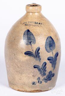 Pennsylvania stoneware jug