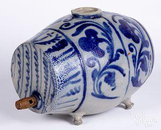 German stoneware keg
