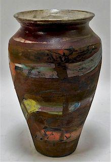 Gordon & Jane Martz Marshall Studio Ceramic Vase