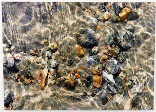 LG Sallie Ketcham Shallow Rocky Ocean Photograph