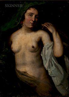 After Bartholomeus van der Helst (Dutch, 1613-1670)  Allegory of Vanity