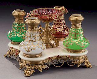 (4) Glass perfumes