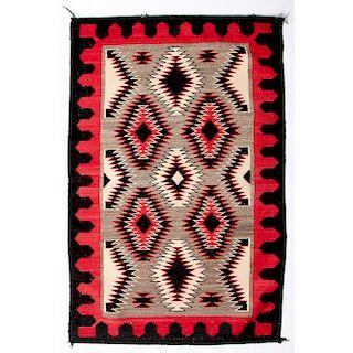 Navajo Eye Dazzler Weaving / Rug