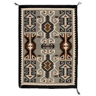 Eastern Reservation Weaving / Rug, From the Robert B. Riley Collection, Illinois