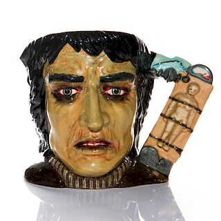 ROYAL DOULTON LARGE CHARACTER JUG, FRANKENSTEIN'S MONSTER