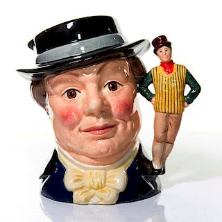 ROYAL DOULTON LARGE CHARACTER JUG, MR. PICKWICK, D6959
