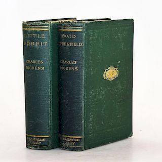 CHARLES DICKENS BOOKS, LITTLE DORRIT, DAVID COPPERFIELD