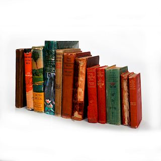 12 CLASSIC BOOKS BY VARIOUS AUTHORS