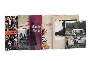 Exposiciones Fotográficas en el Museo de Arte Moderno de New York. Andreas Gursky / The Original Copy / Atget... Piezas: 6.
