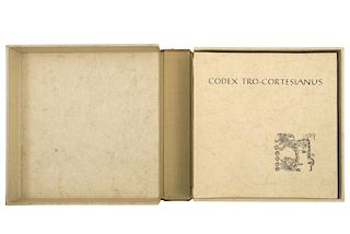 Anders, Ferdinand. Codex Tro-Cortesianus (Codex Madrid). Austria: Akademische Druck-u. Verlagsanstalt, 1967. Pzs: 2.