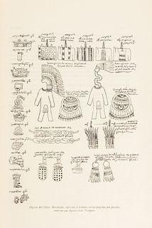 León, Nicolás. Códice Sierra. México: Imprenta del Museo Nacional de Arqueología, Historia y Etnografía, 1933.