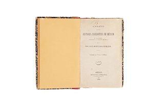 Roa Bárcena, D. José M. Ensayo de una Historia Anecdótica de México en los Tiempos Anteriores a la Conquista Española. México, 1862.