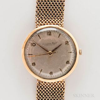 Early IWC 18kt Gold Automatic Wristwatch