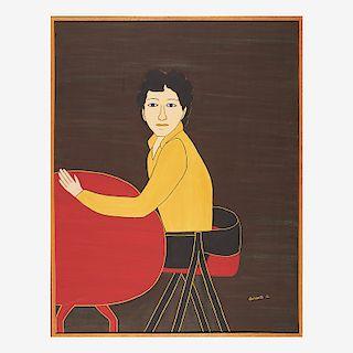 ANTOINETTE SCHWOB (American, 1906-2001)