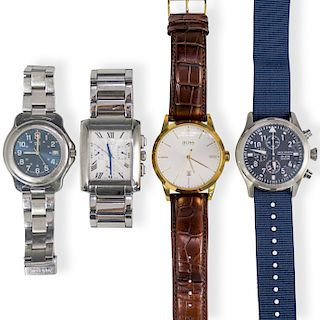 Collection of 4 Mens Watches