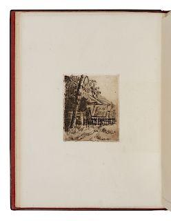 CEZANNE, Paul (1839-1906). Cezanne. Paris: Bernheim-Jeune, 1914.