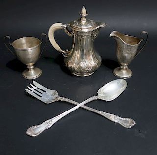 Miscellaneous Sterling Silver Items