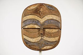 "Pigmented Teke Mask 13"""