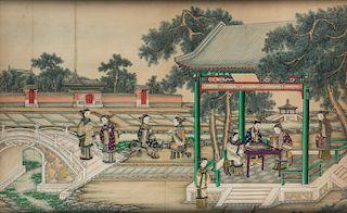 LATE 19TH CENTURY CHINESE ARTIST