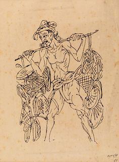 ZAINUL ABEDIN (BANGLADESHI 1917-1976)