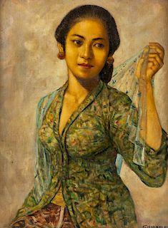 SUMARDI (INDONESIAN 1917-1983)