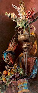 19TH CENTURY RUSSIAN ARTIST [E. GORUN?]