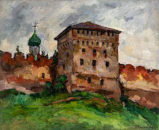 PETR KONCHALOVSKY (RUSSIAN 1876-1956)