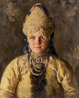 IVAN KULIKOV (RUSSIAN 1875-1941)